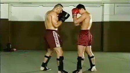 K1王者JeromeLeBanner泰拳踢拳教�W
