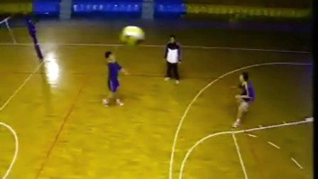 排球视频教学:11(移动传球训练、跳传基本训练)