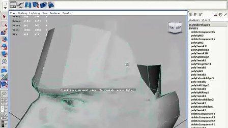 G262_MAYA 2008法線貼圖角色制作應用范例012