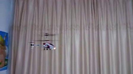 全金属 芯片锁尾 飞行超稳定 三通道迷你遥控直升机