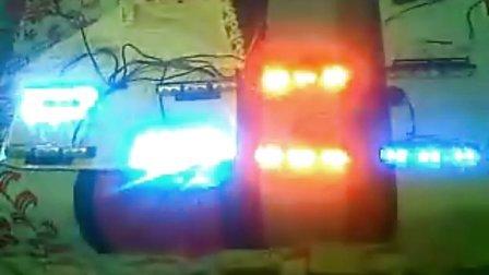 警灯安装电路图