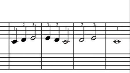 约翰·汤普森幼儿钢琴入门指导2