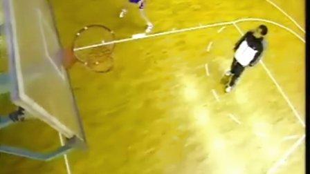 排球视频教学:12(侧传基本训练、传球基本训练)
