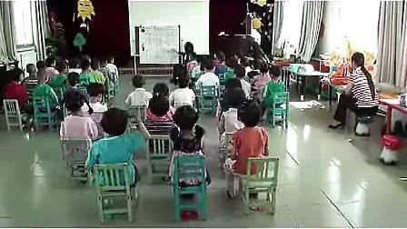 幼儿园大班音乐优质课视频《打击乐——喜洋洋》王