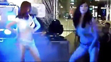 狂热周末夜 美女夜店热舞