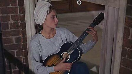 moon river吉他弹唱谱-月亮河赫本原版吉他谱