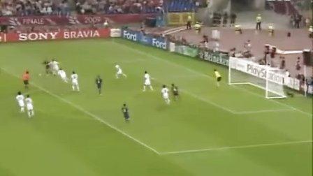 0809欧冠决赛巴塞罗那VS曼联02