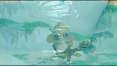 Wii《怪物獵人3》粘土可愛視頻