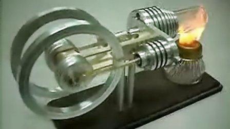 微型斯特林发动机