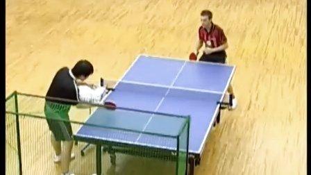 马龙乒乓球视频教程教学全集 第1集 发球