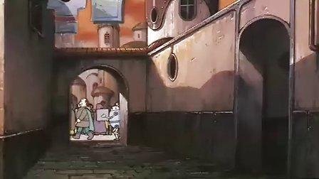 哆啦A夢剧场版:大雄与机器人王国
