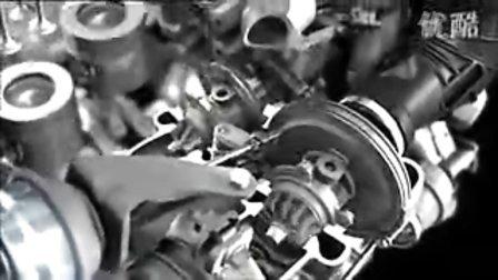 blueefficiency四缸柴油发动机详解视频