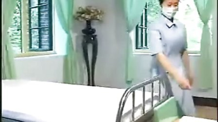 护理铺床的步骤图片