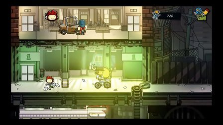ScribbleNauts,涂鸦冒险家,5th Cell,Indie Game