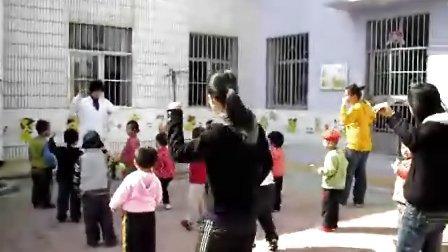 幼儿园见习照片