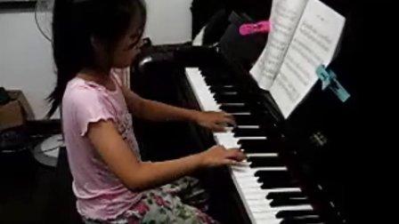 钢琴曲 茉莉花