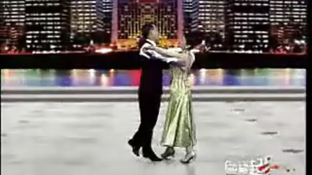 交际舞慢三花样_规范交谊舞:华尔兹4,慢三