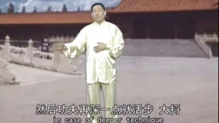 陈氏太极拳教学动作及分解专辑功法全套-视频武士刀刀架的放法图片
