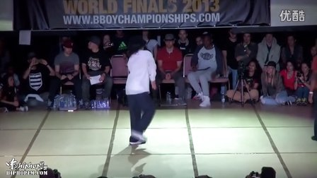 Franqey vs Greenteck Popping四分一决赛 - BBoy Champions