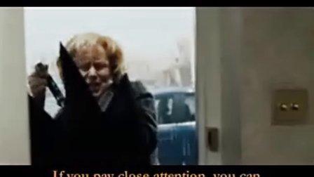 哈利波特系列电影中的穿帮镜头1