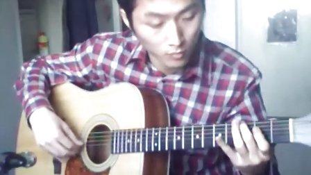 靠谱吉他视频 Michael Hedges – 《Layover 》(cover) 指弹吉他 蔡宁