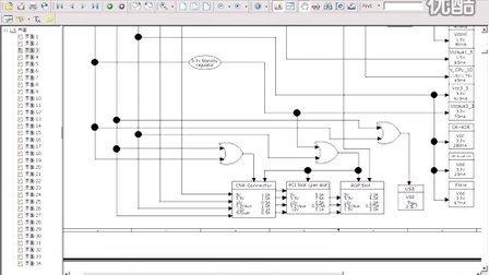 wm10s360ti主板电路图