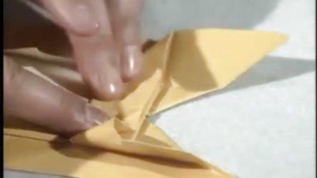 儿童学折纸10-古代的帆船