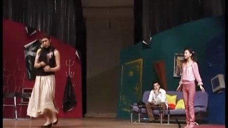 邓超 话剧翠花 引爆全场的笑声 反角色演出(完整