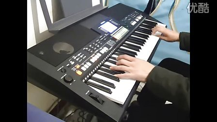 女儿情 西游记插曲 电子琴演奏 阿校 无名食客 视频