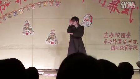 09南农大外语院圣诞晚会【话剧】