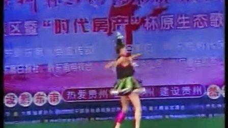 苗族视频操(贵州省台江县城关一小校舞蹈操)-红舞蹈网母图片