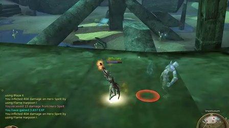 永恒之塔1.5私服 魔道战斗视频