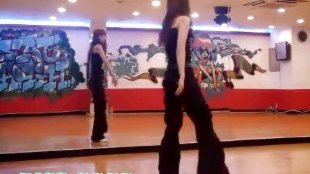 【丸子控】Wonder Girls - So Hot 舞蹈教学(镜面分解)
