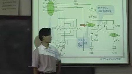 三相异步电动机正反转的原理.控制.安装及应用