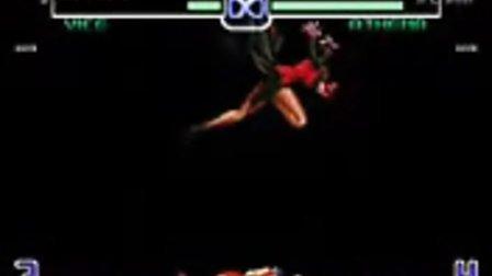 拳皇2002风云再起隐藏必杀出招表图片