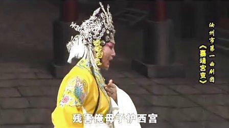 曲剧《嘉靖宫变》七 汝州第一曲剧团演出 主演: