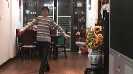 广场健身排舞--印舞慢摇[演示和教学]