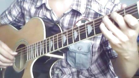 靠谱吉他视频 袁惟仁(cover)《企图》吉他...