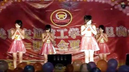感恩的心手语舞蹈 元旦表演