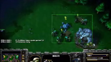 【xiaoy推荐】ZCUP grubby vs naama