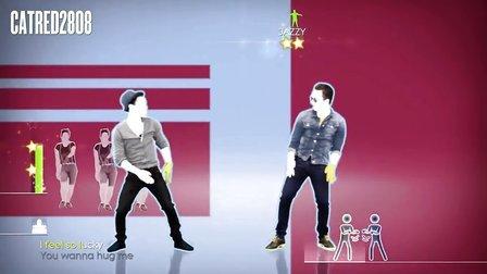 【猴姆独家】Blurred Lines之Just Dance 2014团体舞蹈游