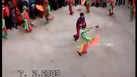 沧县张官屯乡 广宁侯村文落子《2》-沧州落子