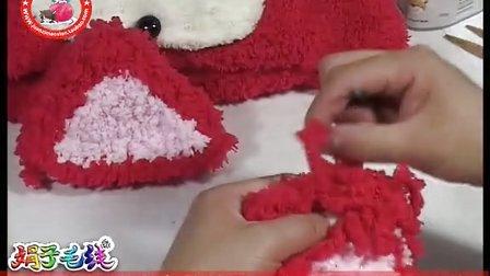 【娟子毛线】儿童毛衣编织