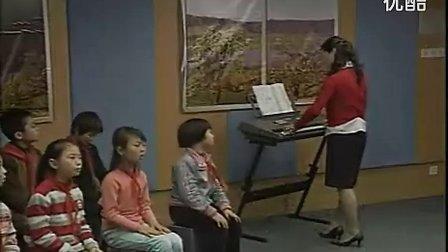 《茨黎花》 全国中 小学音乐优质课评比暨观摩