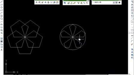 autocad高级教程 cad图形编辑 cad视频教程 中级 autocad2002试题汇编