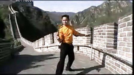 李向伟双截棍实战教学1:入门十二式图片