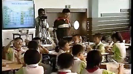 小学三年级科学优质课视频上册《了解空气》视频实录