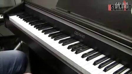 电钢琴演示视频[中国电子琴信息网]图片