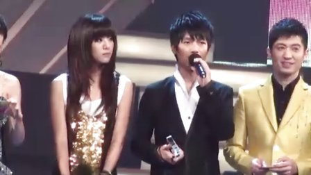 2010年2月5日陈楚生中歌榜v头像礼演唱领奖《头像女生人物卡通图片