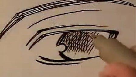 漫画的眼睛一百种画法